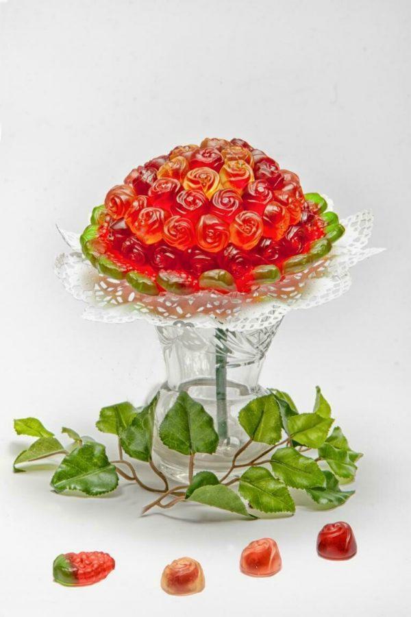Blumenstrauss Rose2