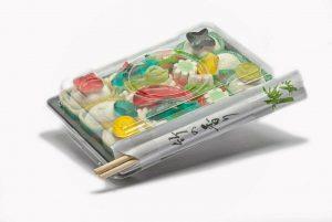 Sushi Schale