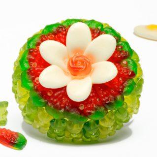 Fruchtgummi Torte Anna Lena