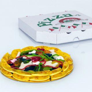 "Fruchtgummi Pizza ""Mista"" klein"